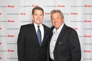 John C Maxwell with Dave Ferguson on Leadership