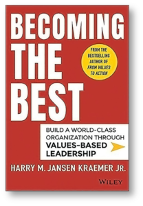 Becoming the Best by Harry M. Jansen Kraemer, Jr.
