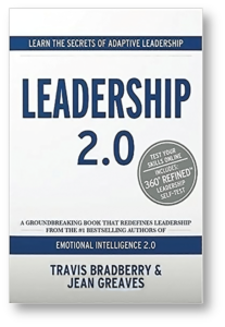 Leadership 2.0 by Travis Bradberry and Jean Greaves