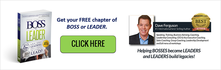 Boss or Leader - Get Your FREE Chapter or Buy the Book!