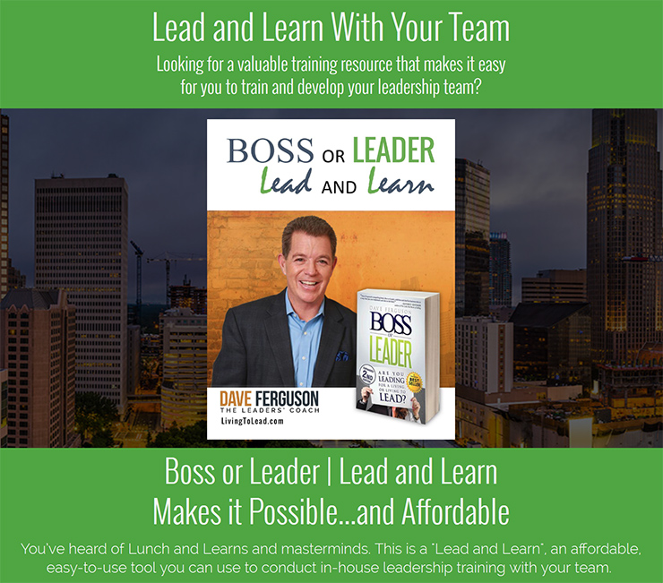 Lead and Learn With Your Team