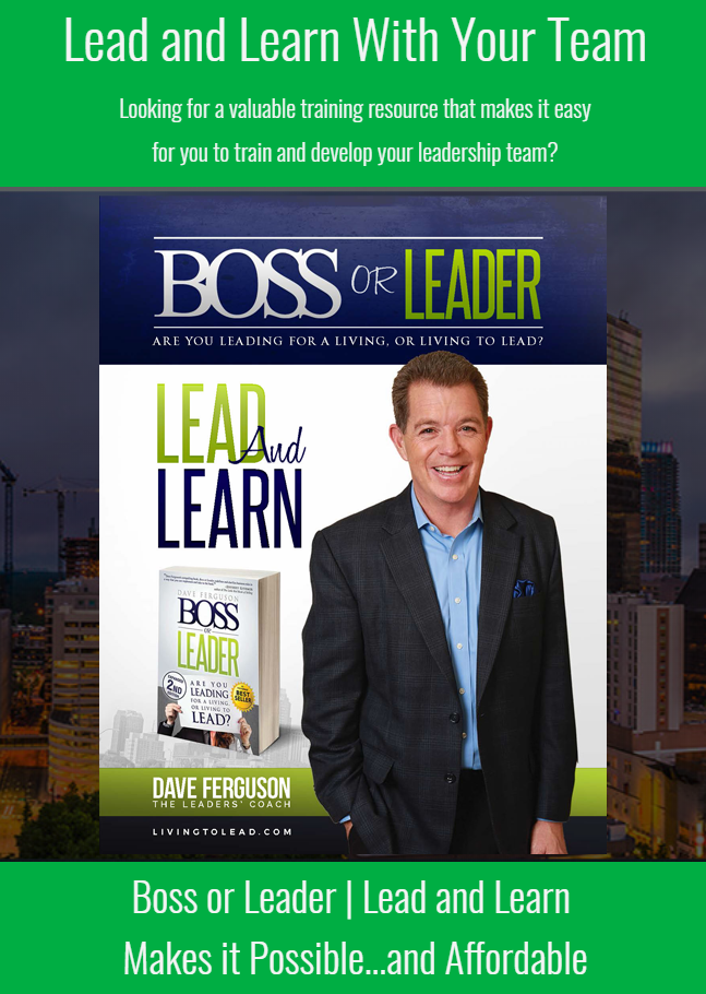 Boss or Leader | Lead and Learn