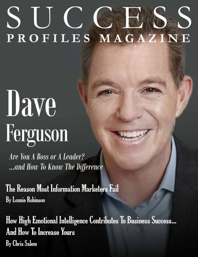 Success Profiles Magazine - January 2019 Issue